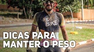 Bikers Rio Pardo | Vídeos | Dicas para manter o peso e pedalar melhor