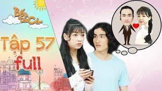 """Bố là tất cả   tập 57 full: Linh Giang """"đứng hình"""" khi Minh Nghĩa bỗng dưng công khai muốn cưới mình"""