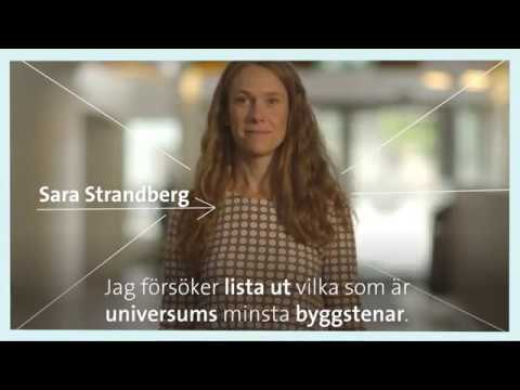 Forskardagarna 2018 - Möt Sara Strandberg