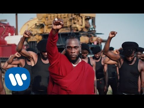 "Burna Boy: ""Monsters You Made"""