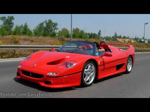 #NoloVisteMas Vol 2: Ferrari F50 - A Bordo, Aceleraciones BRUTALES, Fuego y mas!