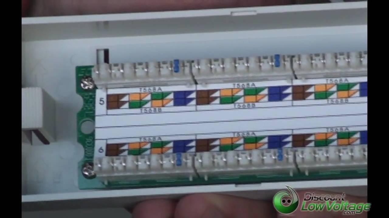 568a Vs 568b Wiring Tip Youtube
