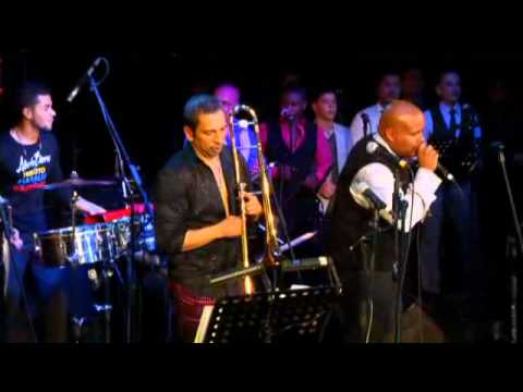 Entrega - Alberto barros - Tributo A la Salsa Colombiana 4
