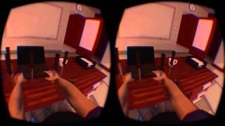 Oculus Rift DK2 - Don't Let Go
