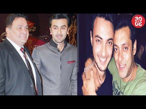 Rishi Kapoor Grills Anurag For 'Jagga Jasoos' Delay | Karan Johar Wont Launch Aayush Sharma