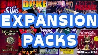 LGR - A Look at PC Game Expansion Packs