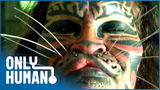 Animal Imitators (Extreme Body Modification Documentary) | Only Human