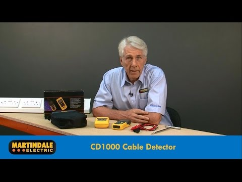 CD1000 Professional cable detector