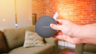 Google Home Mini - 48 Hours Later! -