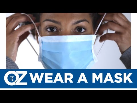 COVID-19 - Why Should You Wear a Mask?