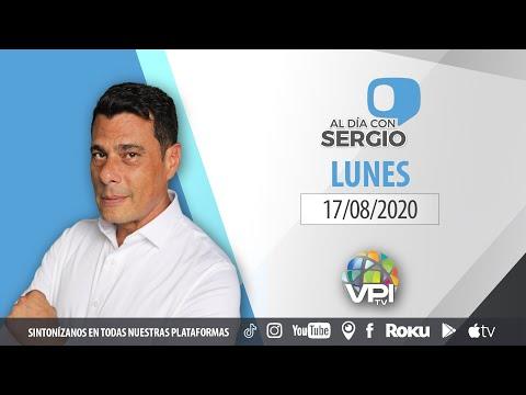 EN VIVO - Al Día con Sergio Novelli - Lunes 17 de Agosto