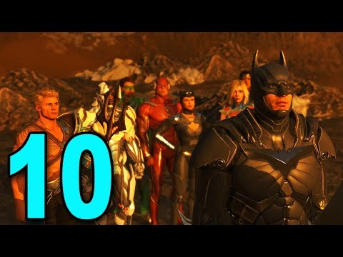 Injustice 2 - Part 10 - How to Take Down Braniac