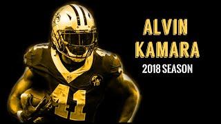 Alvin Kamara 2018 Highlights |