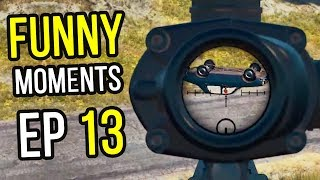 PUBG: Funny Moments Ep. 13