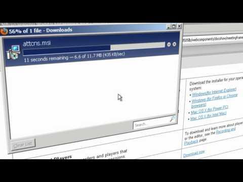 WebEx Eğitim