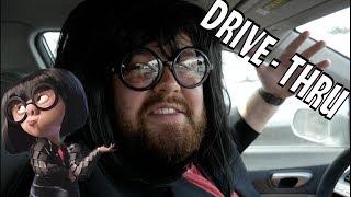Edna at the Drive Thru - Drive Thru Impressions