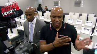 DERRICK JAMES says Today's Trainers Don't TEACH their Fighters Enough