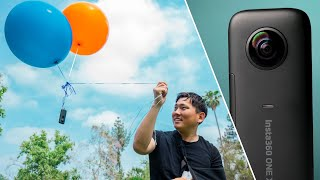 Get MIND BLOWING Footage with the Insta360 One X