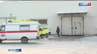 Более тысячи вызовов в день обслуживают врачи скорой помощи