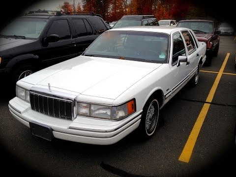 97 Lincoln Towncar On 24 S Videomoviles Com