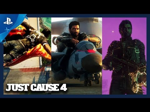 Just Cause 4 - Trials, Toys & Terror | PS4