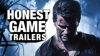 UNCHARTED  4   ( Honest Game Trailer )