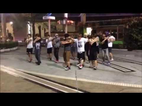 MILLENIUM BOY - DUBSTEP INTRO EXO (first practice)
