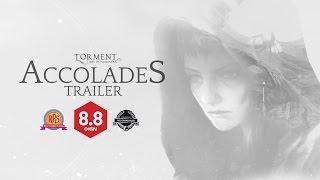 Torment: Tides of Numenera - Accolades Trailer