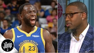 Draymond Green 'has grown up' and is the best he's ever been - Tracy McGrady | The Jump