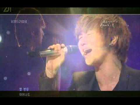 너 아니면 안돼(君じゃなきゃダメなんだ)/Yesung(Super Junior)日本語字幕