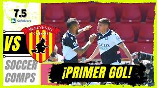 ¡PRIMER GOL! de Nahuel Molina VS ʙᴇɴᴇᴠᴇɴᴛᴏ ᴄᴀʟᴄɪᴏ | 25/04/2021