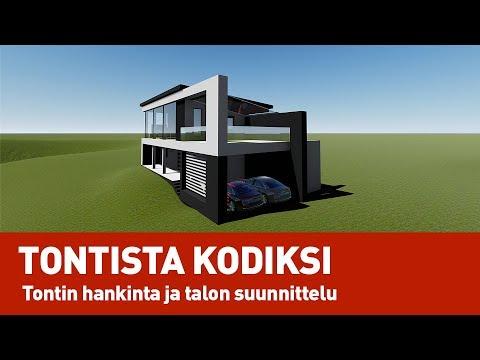 Tontista kodiksi – Tontin hankinta ja arkkitehdin kuvat (jakso 1.)