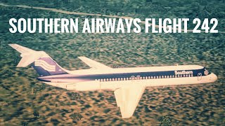 """FSX - """"Highway To Disaster"""" (Southern Airways Flight 242)"""