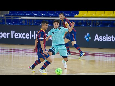 Barça   Levante U D  Jornada 27 Temp 20 21