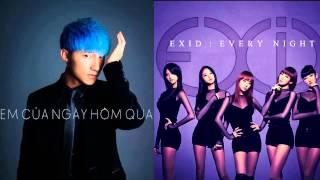 Sơn Tùng M-TP đạo nhạc nhóm Exid !