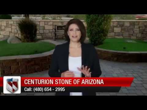 Centurion Stone of Arizona Testimonial