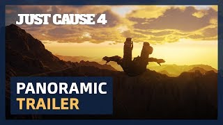 Just Cause 4 - Panoráma Trailer