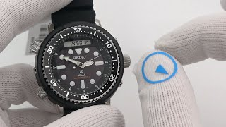 Seiko Arnie has Arrived! - Full Review