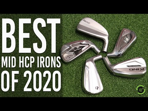 BEST MID HANDICAP IRONS OF 2020