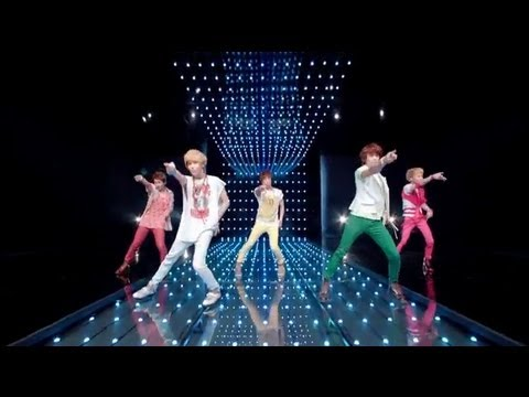 SHINee - JULIETTE[Japanese ver.] Music Video Full