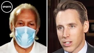 Gregg Popovich EXPOSES Josh Hawley For Who He REALLY Is