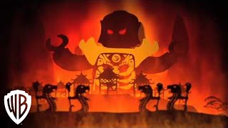 Curse Of The Golden Master - LEGO Ninjago Rebooted: Battle For New Ninja City Season 3 Part 1