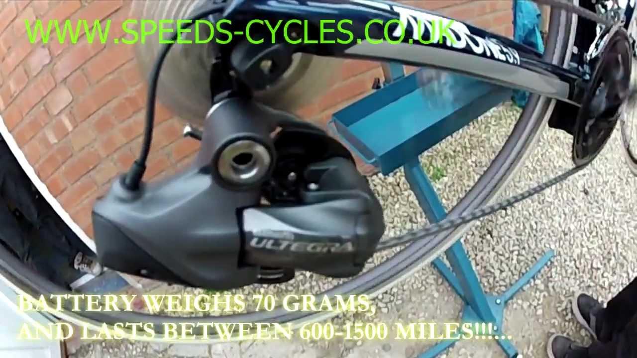 2012 Trek Madone 5 9 Ultegra Di2 Cycleops Pvc Rollers