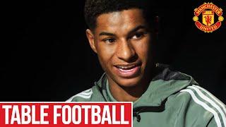 Table Football ft. Marcus Rashford