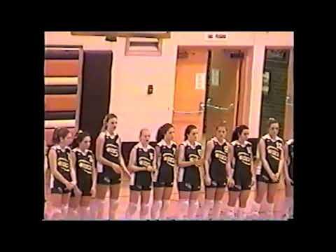 NAC - Mount Markham Volleyball Regional   March, 2004