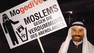 Moslems gegen die Verdummung des Abendlandes