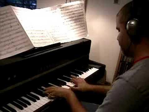 Héctor Lavoe - Juanito Alimaña - Piano - AleMarquis