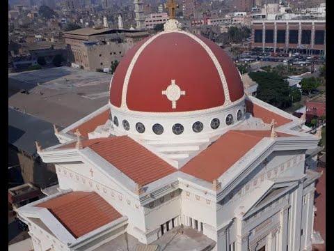 Η αποκατάσταση του ναού Κωνσταντίνου και Ελένης παρουσιάστηκε στον Σύνδεσμο Αιγυπτιωτών Ελλήνων