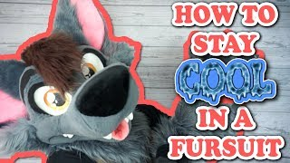 How To Stay Cool In A Fursuit