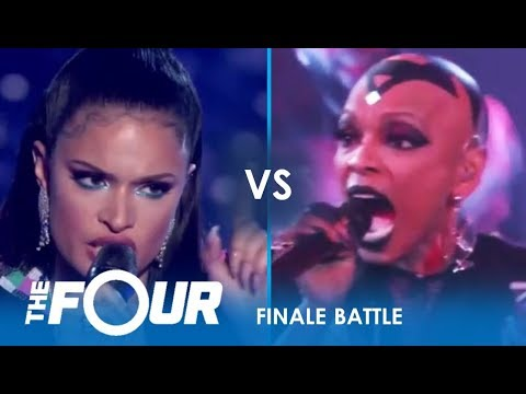Sharaya J vs Whitney Reign: Rap Artist TAKES ON The R&B Star | Finale | The Four
